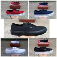Sepatu Vans Port Royal impor Sneakers Pria Wanita