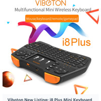 VIBOTON i8-Plus Mini Wireless Keyboard