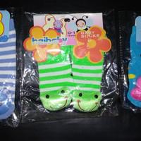 Kaos Kaus Kaki Bayi Boneka Anti Slip