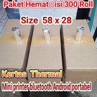 Thermal mini printer 58x 30