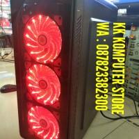 PC CPU RAKITAN GAMING & EDITING I3 7100 KABYLAKE GTX 1060 3GB DDR5 OK