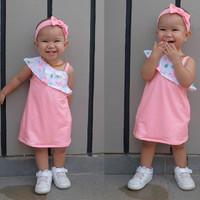 Dress anak murah Sabrina Layer Dress