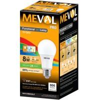 MEVAL LED Bulb 8W Tri-color