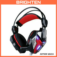 KOTION EACH Gaming Headset G-3100 - LED & Vibrate