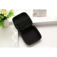 EVA Kotak Penyimpanan Earphone Aksesoris Gadget Case Headset Kotak
