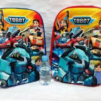 TOBOT-TAS ANAK SEKOLAH TIMBUL 3D RANSEL PUNGGUNG