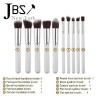 JBS New York Professional Brush Set isi 10pcs K 008 - K 011