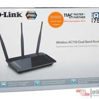 Dlink AC750 wireless DIR-809