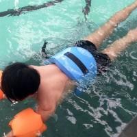 Alat pelampung bantu renang,air aqua jogging belt pinggang.Dewasa anak