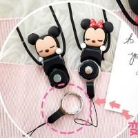 tali gantungan handphone bandul boneka kartun lucu import hp shp023