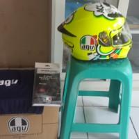Helm AGV K3SV Rossi Misano