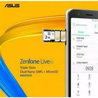 ASUS ZENFONE LIVE L1 - ZA550KL - RAM 2/16 - GARANSI RESMI ASUS