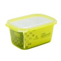 Claris Tempat Makan 2738 GREEN (1350 ML ) BPA FREE