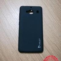 Case Xiaomi Redmi 2S Softcase Violet Hitam