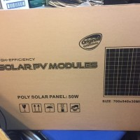 solar panel solar cell panel surya stc / solar module 50wp 50 wp