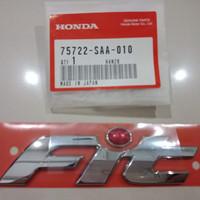 Emblem Honda Fit Jazz Original JDM