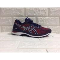 Sepatu Asics Gel Nimbus 20 Sepatu Pria Sepatu Running Original Red