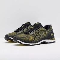 Sepatu Asics Gel Nimbus 20 Sepatu Pria Sepatu Original Black & Yellow