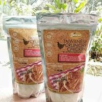 Tepung taiwanese chruncy bebas gluten dan non msg