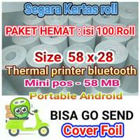 thermal mini printer 57 x 30