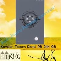 Kompor Gas Tanam 1 Tungku Rinnai RB-311N (GB)