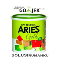 Cat Tembok ARIES GOLD Pail Ember AVIAN Brands Sekelas Falcon Gold QLuc