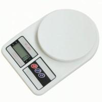Best Buy!!! Timbangan Digital Kitchen Scale 10 KG Sf-400