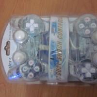 Gamepad Double Getar Transparant