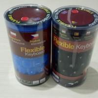 Flexibel Keyboard USB Keyboard Fleksibel Anti Air