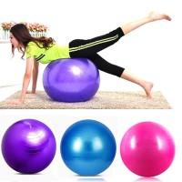 Gym ball Bola Fitness Olahraga senam yoga exercise art