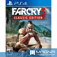 PS4 Game - Far Cry 3 Classic Edition