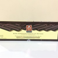 Chocolate Sticks Batons Tulip Compound Sticks Stik coklat batons 1,5kg