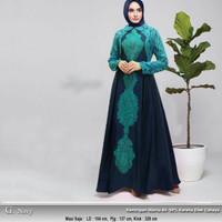 Baju pesta muslim gaun pesta muslimah maxi dress india gamis jodha