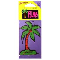 Terlaris PARFUM MOBIL CALIFORNIA SCENTS TREES PALM COCONUT Original