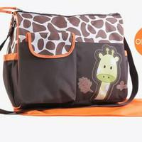 Tas perlengkapan bayi / Travelling bag bayi import type 257