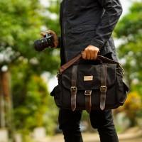 Tas Kamera Sling Bag Camera Mirrorless DSLR - Firefly Denver Black