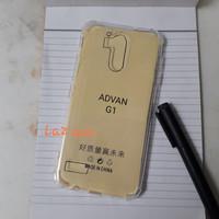 Case advan G1 anticrack kompatibel casing silikon