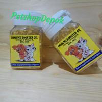 minyak ikan 100 tablet fish oil immune booster