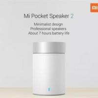 Xiaomi Mi Pocket Speaker 2 Original Audio Bluetooth Portable
