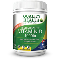 Quality Health Vitamin D