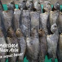 Ikan Asin Sepat 100 Gram