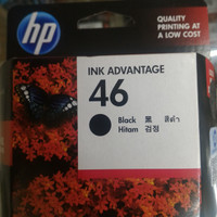 Catridge HP 46 Black Original
