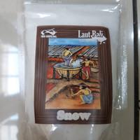 Garam Laut Bali Snow - Bali Sea Salt fine - Garam Sehat 100 gr
