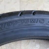 Ban Bridgestone Battlax 80/90-16 Bt39SS depan belakang racing motor