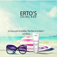 Ertos Sunscreen Gel - UV Protection Sunblock - Skincare Original BPOM