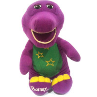 Barney The Singing Doll