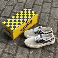 VANS AUTHENTIC OG SPONGEBOB CHECKERBOARD BLACK WHITE PREMIUM ICC BNIB