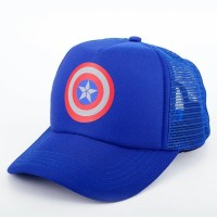 Original Topi Avengers Trucker Cap Infinity War Captain America Marvel