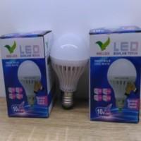LAMPU BOHLAM LED TEPUK / SENSOR SUARA 10 WATT / 10W PUTIH (TREND)