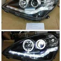 Headlamp Avanza- Xenia 07-11 Projector Angel Eyes